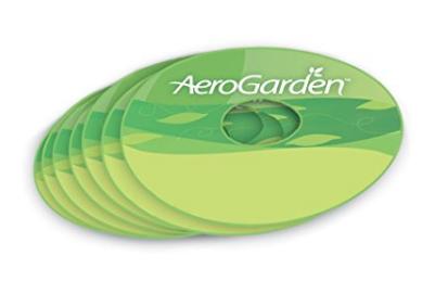 AeroGarden Pod Labels